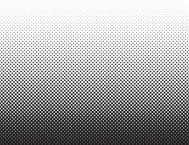 Resumen fondo cómics estilo negro blanco patrón
