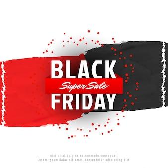 Resumen fondo de publicidad de venta de viernes negro