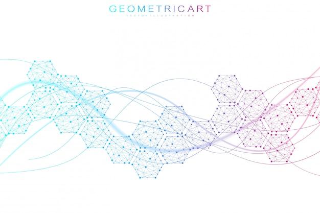 Resumen hexagonal