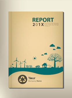 Resumen del informe anual geométrico portada