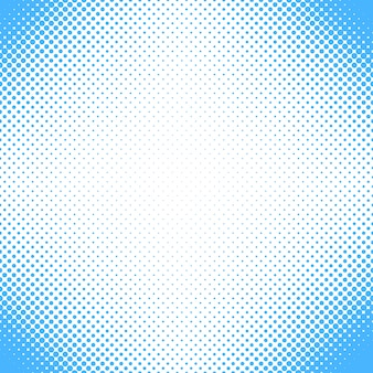 Resumen de medias tintas patrón de fondo - diseño vectorial de círculos en diferentes tamaños