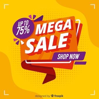Resumen mega promoción de ventas