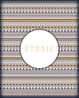 Resumen de patrones sin fisuras étnicas