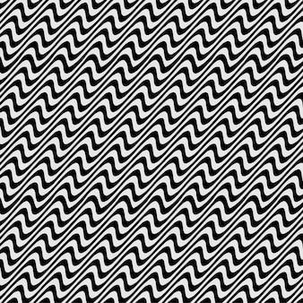 Resumen de patrones sin fisuras y ondulado