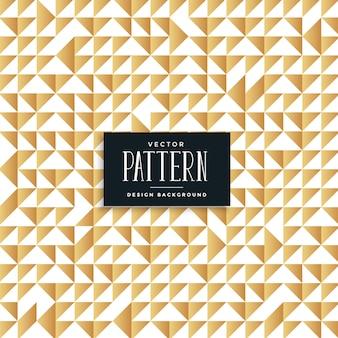 Resumen de patrones sin fisuras triángulos de oro