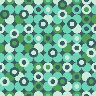 Resumen de patrones geométricos sin fisuras.
