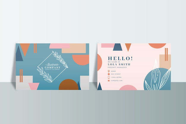 Resumen de tarjetas corporativas