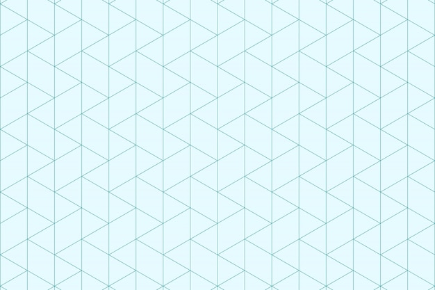 Resumen triángulos azules patrón de fondo simple mínimo.