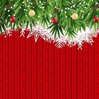 Resumen vacaciones año nuevo y fondo feliz navidad. ilustración vectorial eps10
