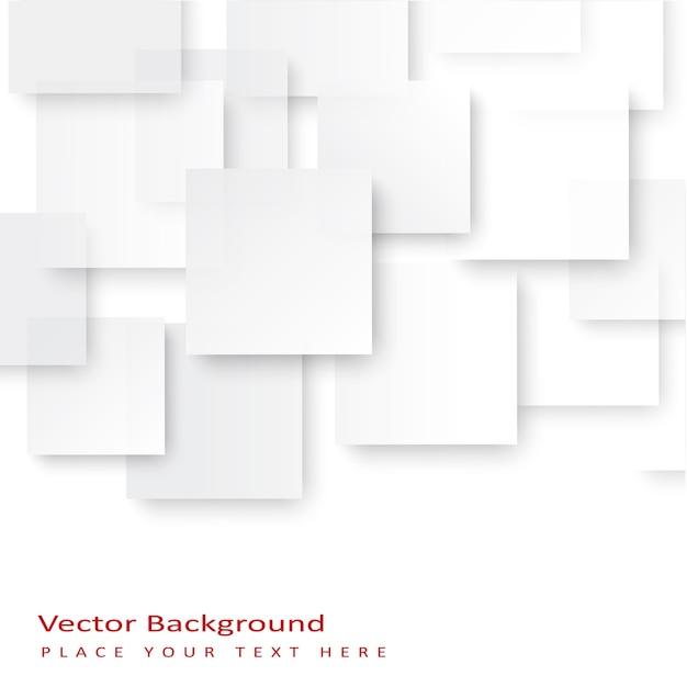 Resumen vector cuadrados de fondo.