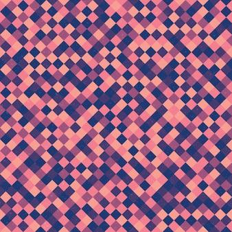 Retro funky vector repetitivo patrón de fondo sin fisuras