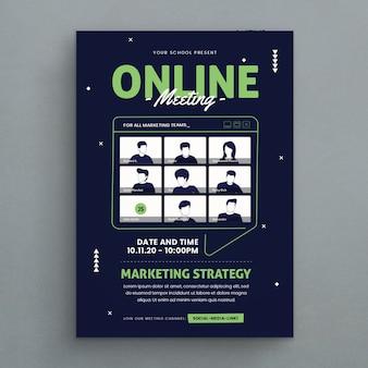 Reunión en línea