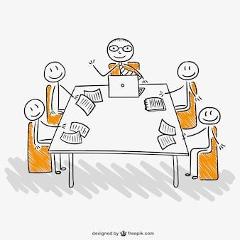 Reunión de personal