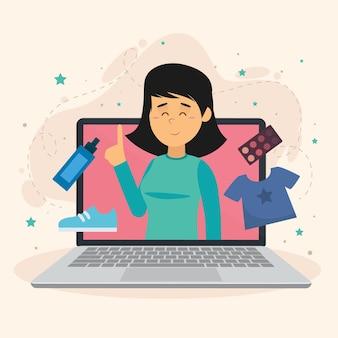 Revisión de blogger sobre ropa