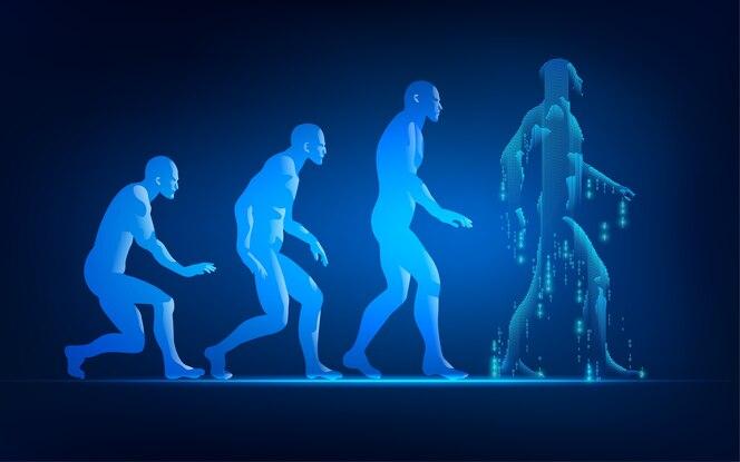 Revolución del hombre caminando