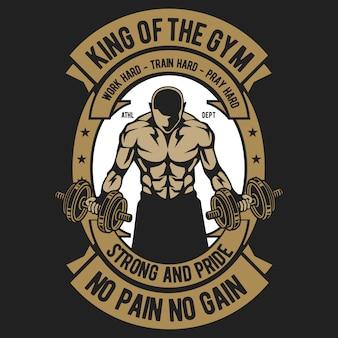 Rey del gimnasio
