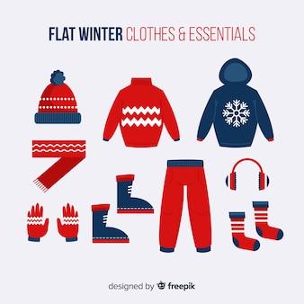 Ropa y accesorios para el invierno