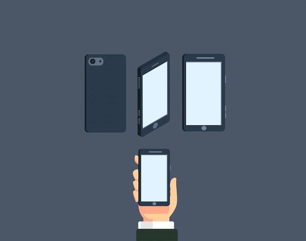 Rotación móvil
