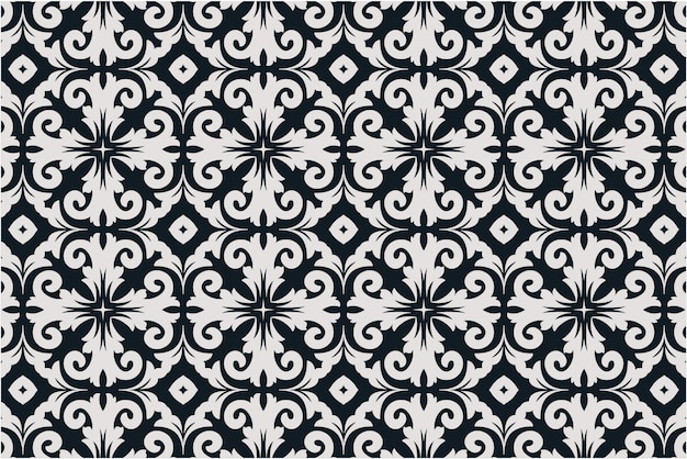 Royal victoriana de patrones sin fisuras