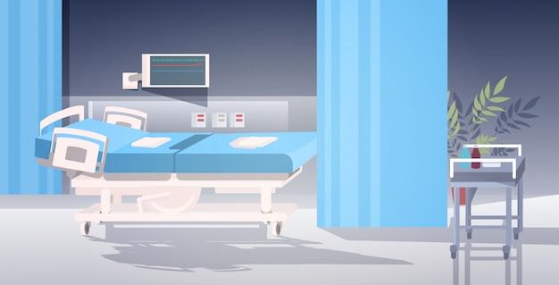 Sala de clínica moderna