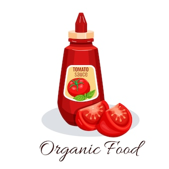 Salsa de tomate, salsa de tomate
