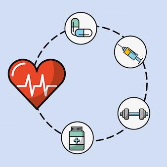 Salud médica relacionada