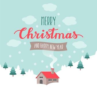 Saludo de navidad