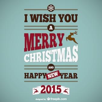 Saludos letras de navidad