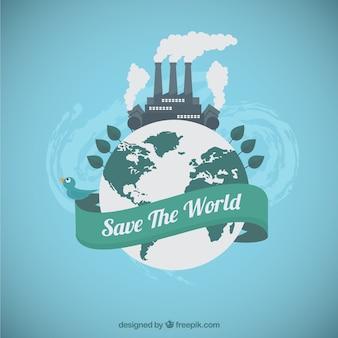 Salvar el mundo