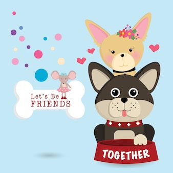 Seamos amigos