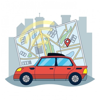 Seguimiento de vehículos por gps