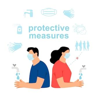 Seguridad de infección personal