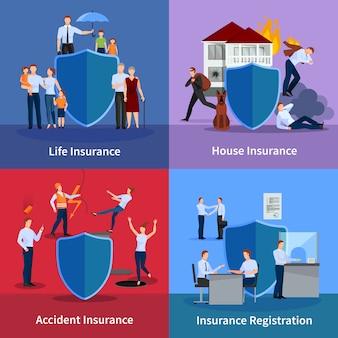 Seguros personales y de propiedad