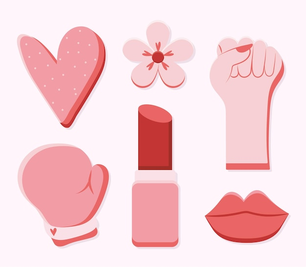 Seis artículos para niñas
