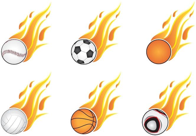Deportes Pelotas Fondo Grunge: Pack De Símbolos Grunge De Baloncesto