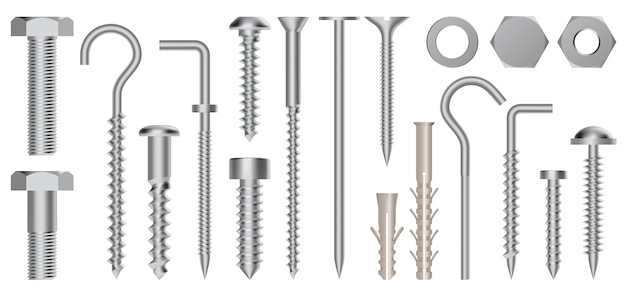 Selección de diseños de pernos