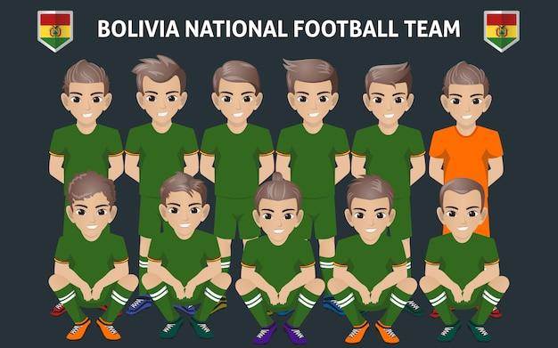 Selección nacional de fútbol de bolivia