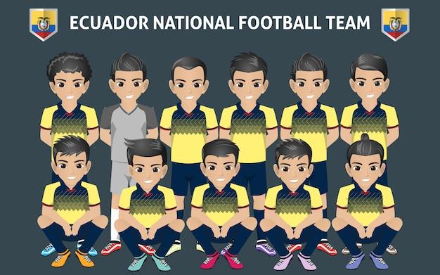 Selección nacional de fútbol de ecuador