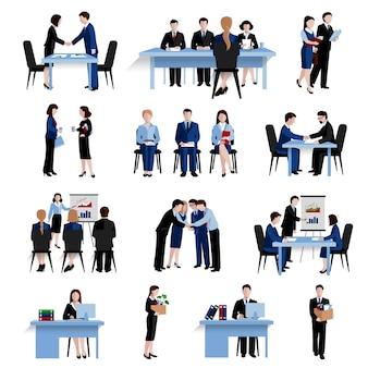 Selección de personal de recursos humanos.