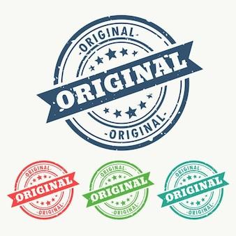 Sellos para cosas originales