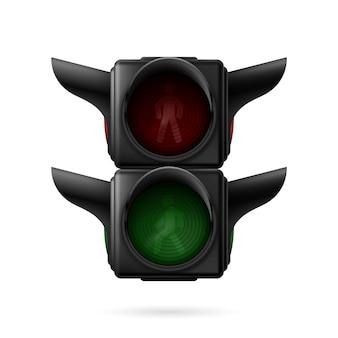 Semáforo peatonal