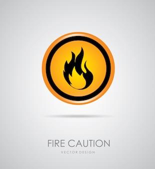 Señal de fuego