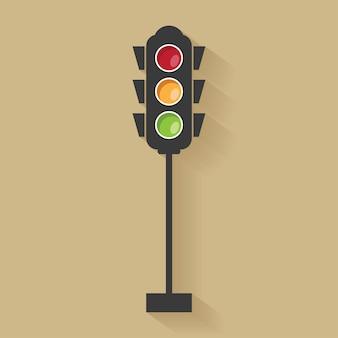 Señal de semáforo
