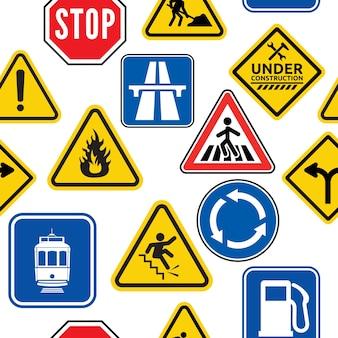 Señales de tráfico