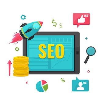 Seo, marketing online