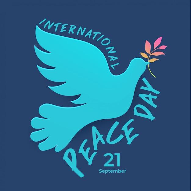 Sept día internacional de la paz