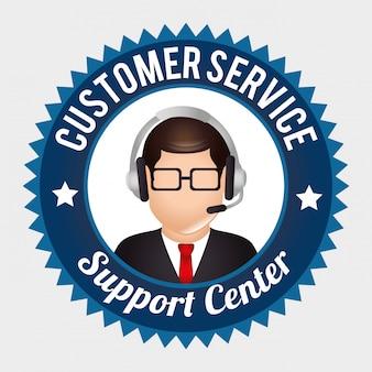 Servicio al cliente y soporte técnico.