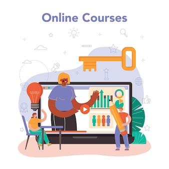 Servicio o plataforma online especialista en seo. idea de motor de búsqueda