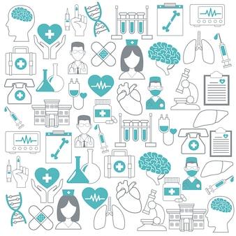 Servicio de salud médica