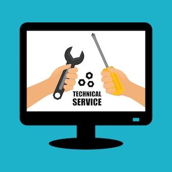 Servicio técnico de diseño